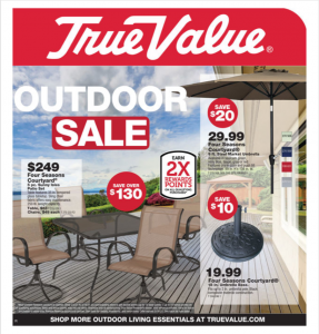 Junction True Value Outdoor Sale